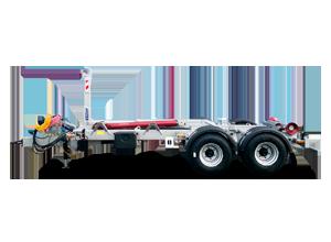 Traktorový návěs TN CTS 08-41-S
