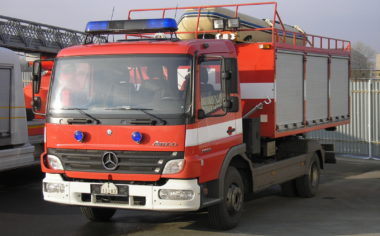 Produkty pro hasičský záchranný systém