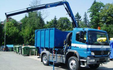 Produkty pro nakládání s odpady