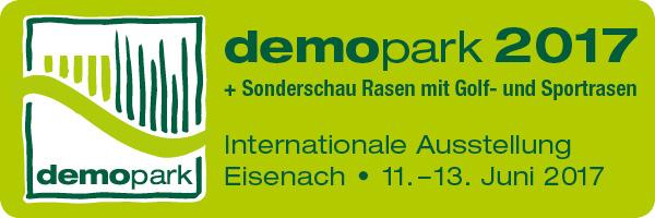 einladung zur messe demopark+demogolf 2017 - charvÁt cts a.s., Einladung