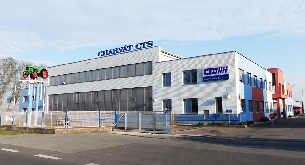 CHARVÁT CTS a.s.