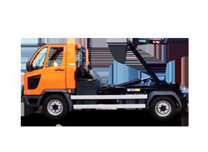 Jednoramenné nosiče kontejnerů s nosností 1 až 5 tun
