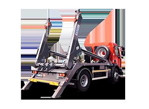 Dvouramenné nosiče kontejnerů s nosností 14 až 18 tun