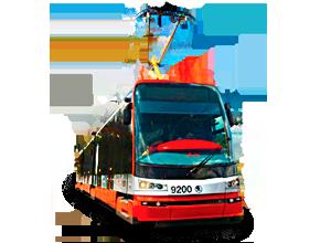 Nájezdové plošiny nízkopodlažních tramvají