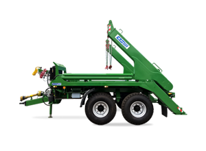 Traktorový návěs TN CTS 10-2R