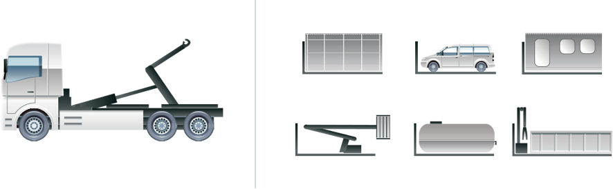 Výhody používání kontejnerových nosičů