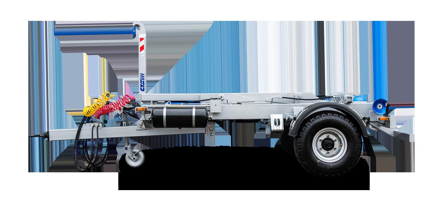Тракторный полуприцеп TN CTS 05-32-K