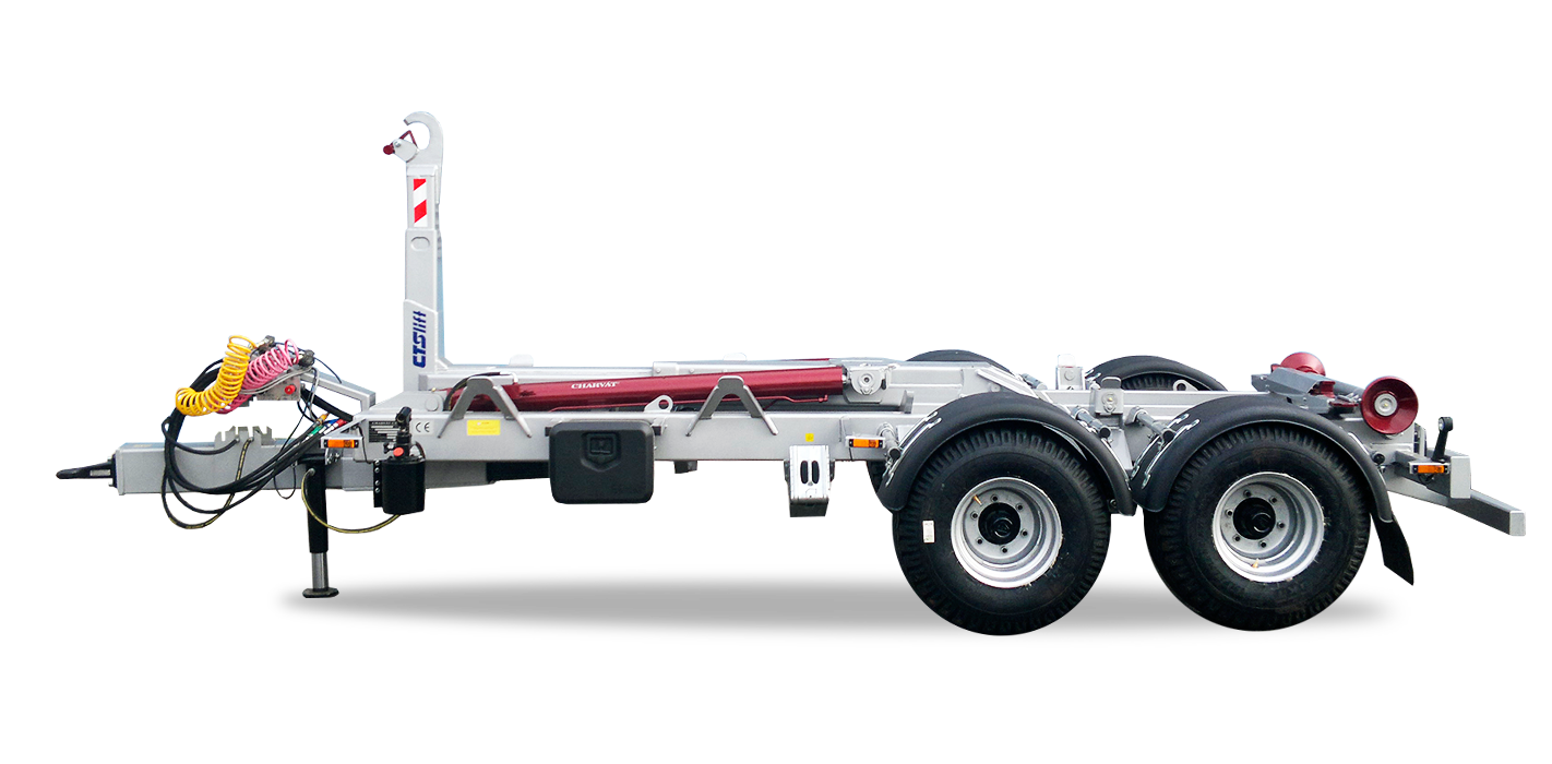 Traktoranhänger TN CTS 08-41-S