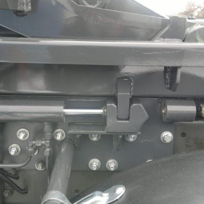 Hydraulická posouvací jednotka