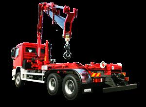 Loading cranes