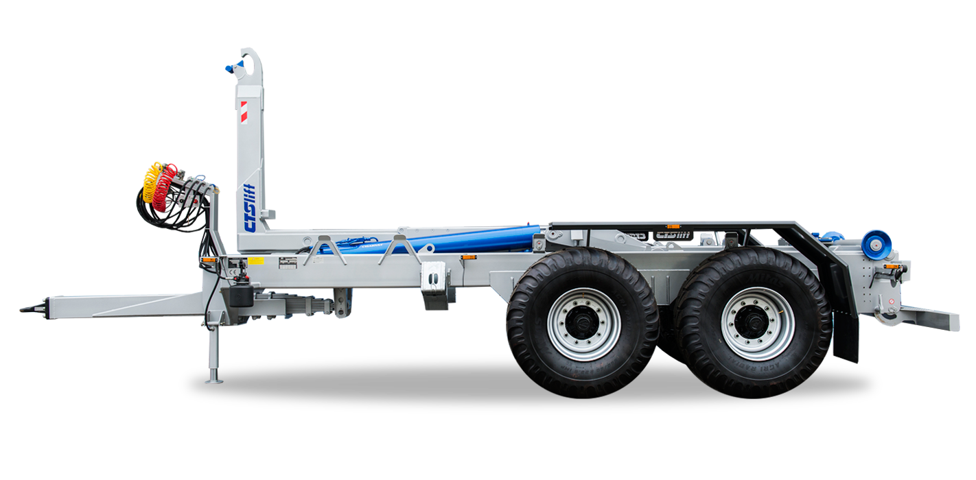 Traktorový návěs TN CTS 16-57-S