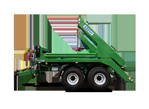 Traktoranhänger TN CTS 10-2R
